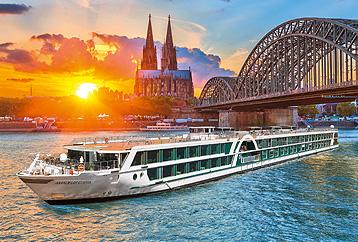 MS Amadeus Cara - Amadeus Flusskreuzfahrten