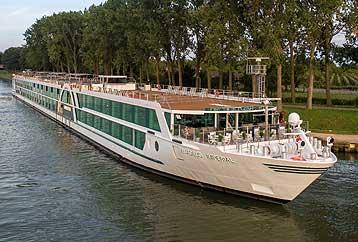 MS Amadeus Imperial - Amadeus Flusskreuzfahrten
