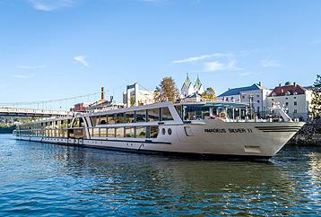 MS Amadeus Silver II - Amadeus Flusskreuzfahrten