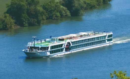 MS Amadeus Diamond - Amadeus Flusskreuzfahrten