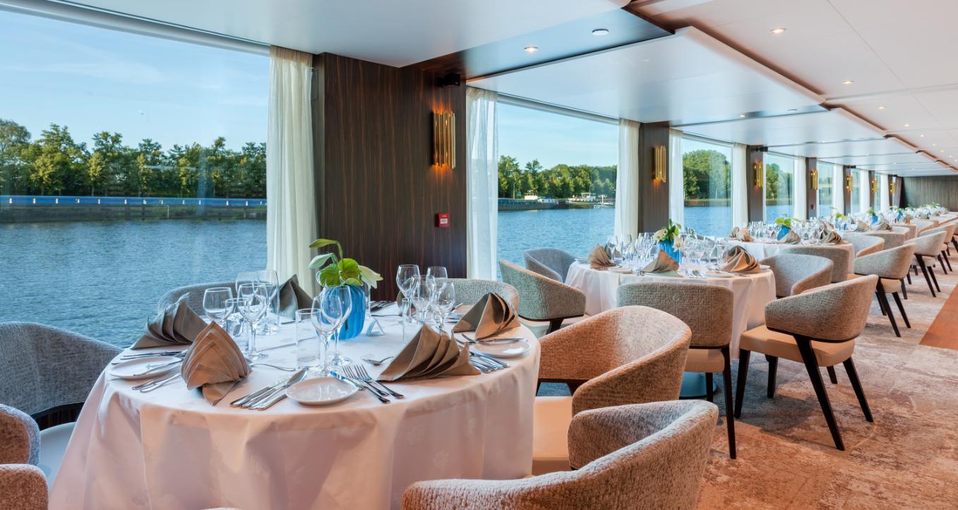 Restaurant - MS Amadeus Imperial - Bild1 - Thumb