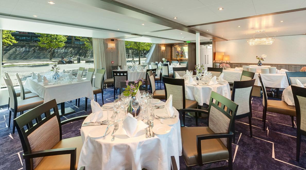 Restaurant - MS Amadeus Provence - Bild2 - Thumb