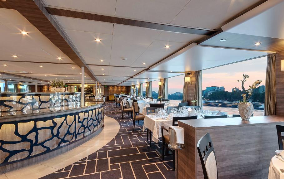 Restaurant - MS Amadeus Silver III - Bild1 - Thumb