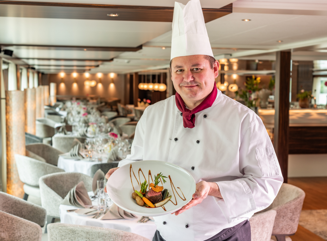 Restaurant - MS Amadeus Star - Bild2 - Thumb