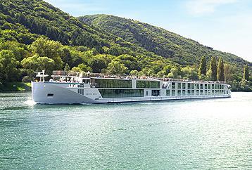 Crystal Debussy - Flussschiff
