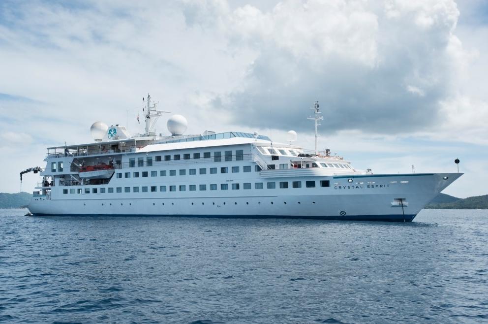 Crystal Esprit - Kreuzfahrtschiff
