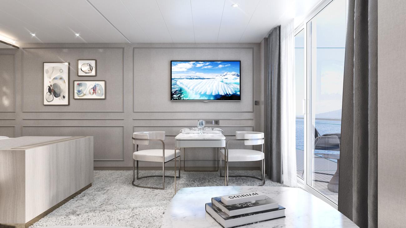 Penthouse Suite mit Veranda PS - Crystal Endeavor - Bild 6 - Thumb