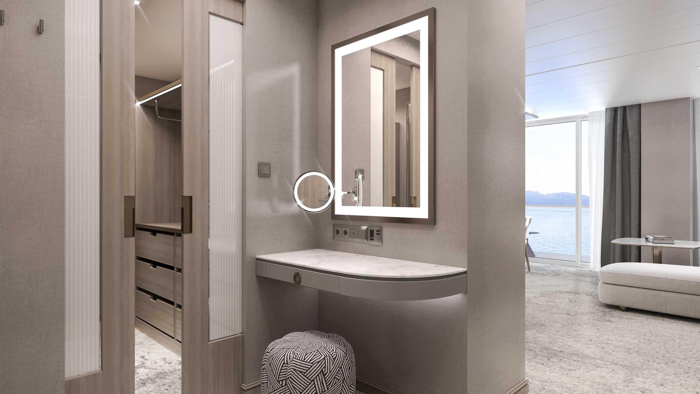 Penthouse Suite mit Veranda PS - Crystal Endeavor - Bild 7 - Thumb