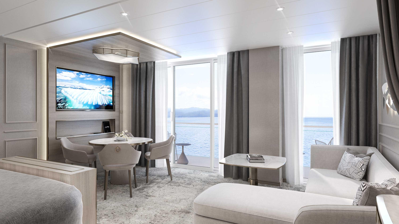 Penthouse Suite mit Veranda PS - Crystal Endeavor - Bild 1 - Thumb