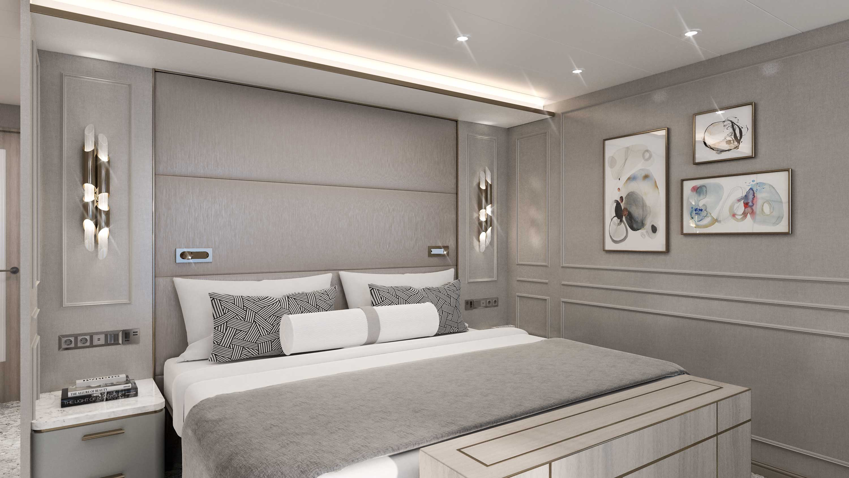 Penthouse Suite mit Veranda PS - Crystal Endeavor - Bild 3 - Thumb
