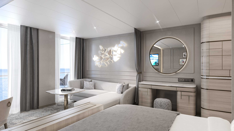 Penthouse Suite mit Veranda PS - Crystal Endeavor - Bild 4 - Thumb