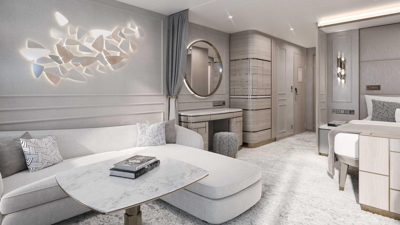 Penthouse Suite mit Veranda PS - Crystal Endeavor - Bild 5 - Thumb
