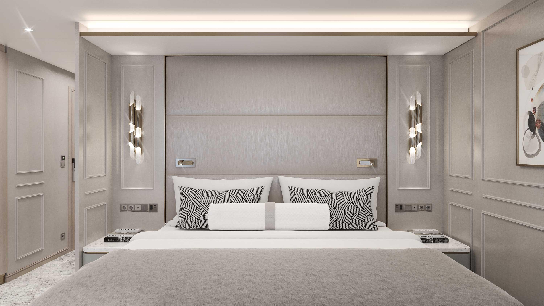 Penthouse Suite mit Veranda PS - Crystal Endeavor - Bild 2 - Thumb