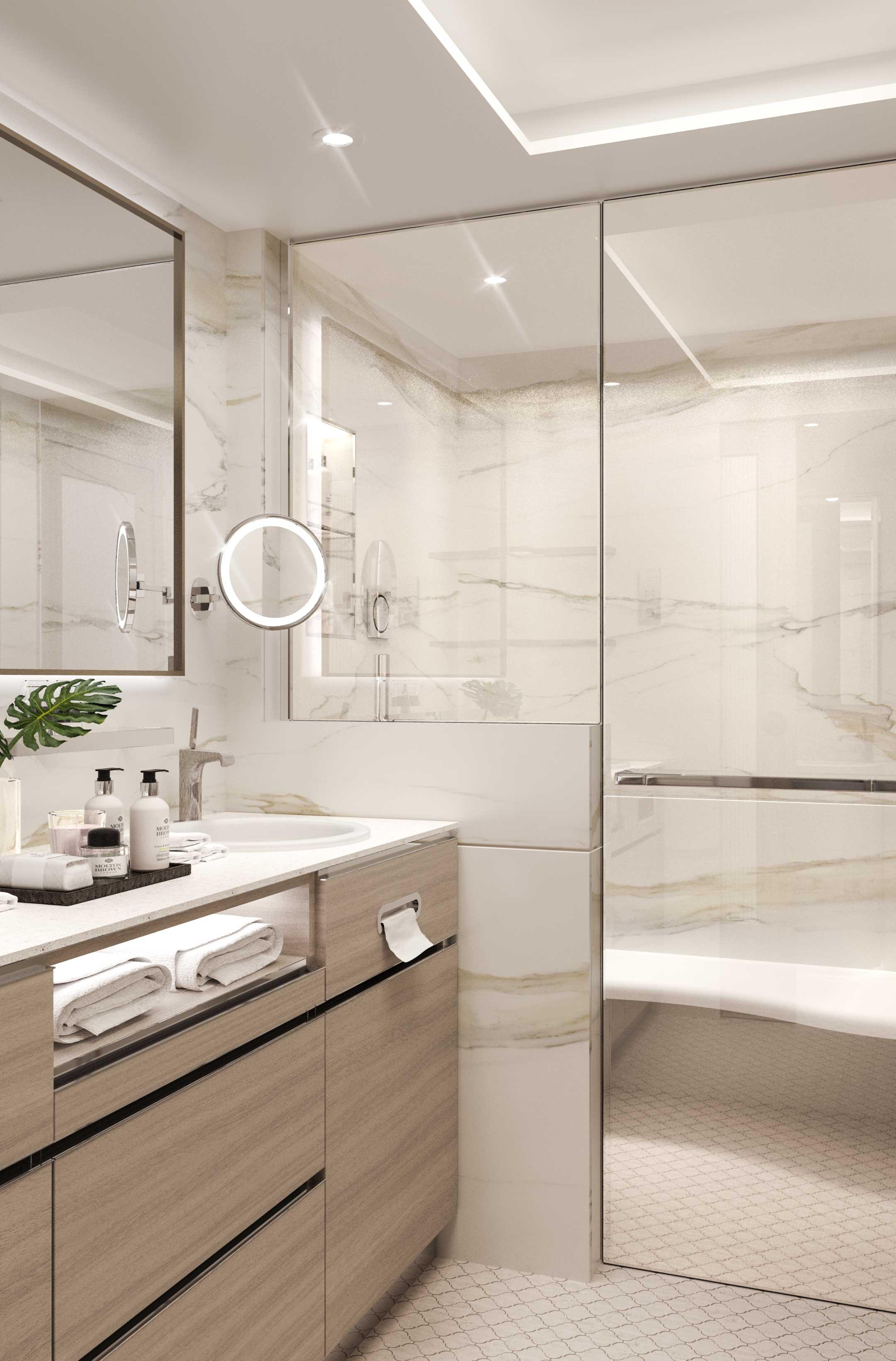 Penthouse Suite mit Veranda PS - Crystal Endeavor - Bild 8 - Thumb
