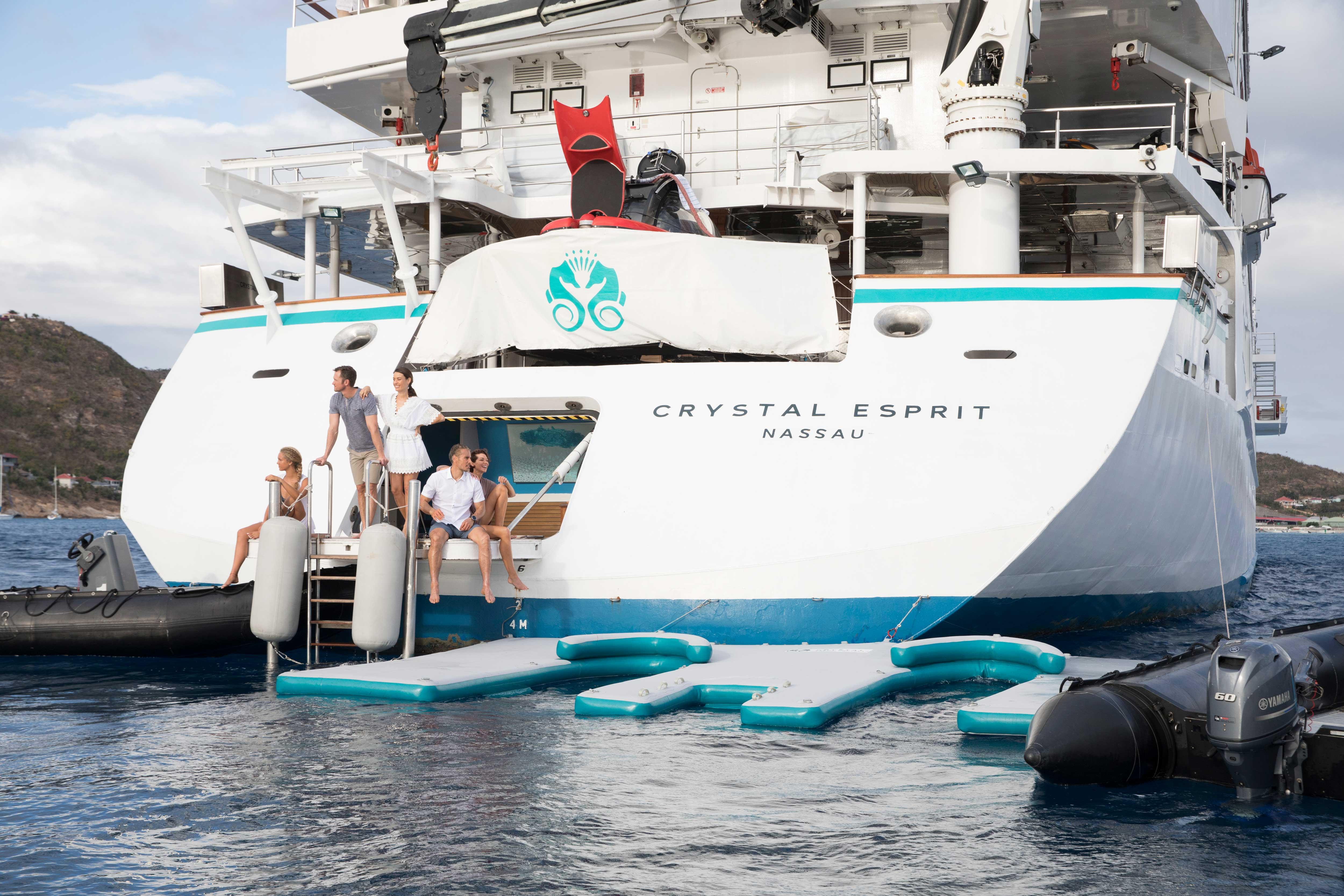 Crystal Esprit  - Crystal Cruises - Detailbild 2