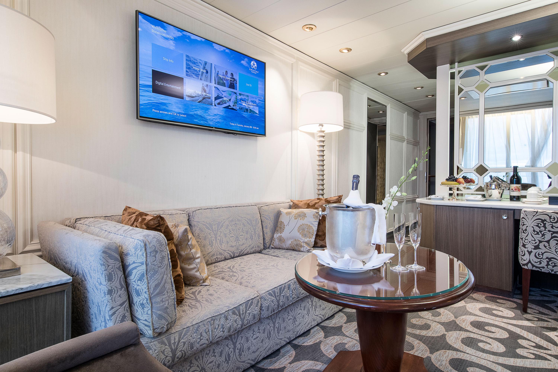 Penthouse Deck mit Veranda PH - Crystal Serenity - Bild 1 - Thumb