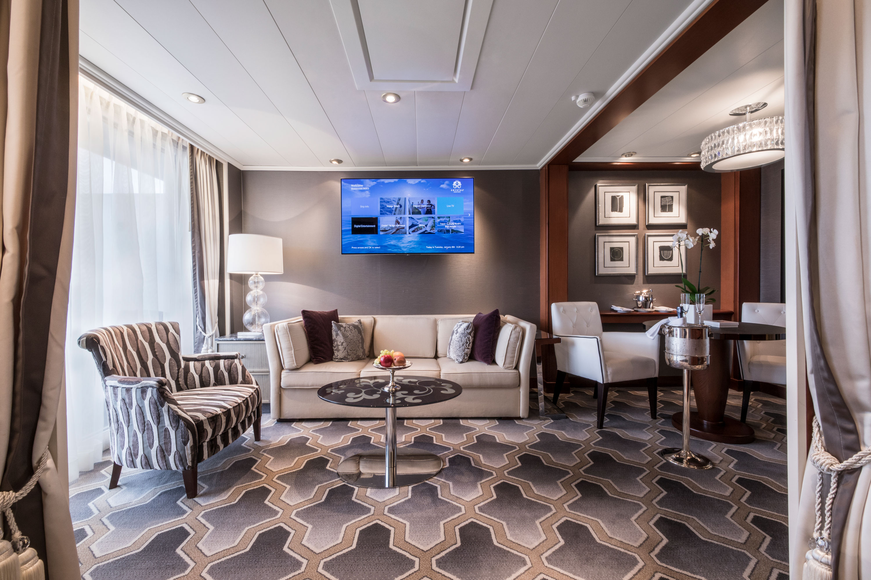 Penthouse Suite mit Veranda PS - Crystal Serenity - Bild 2 - Thumb