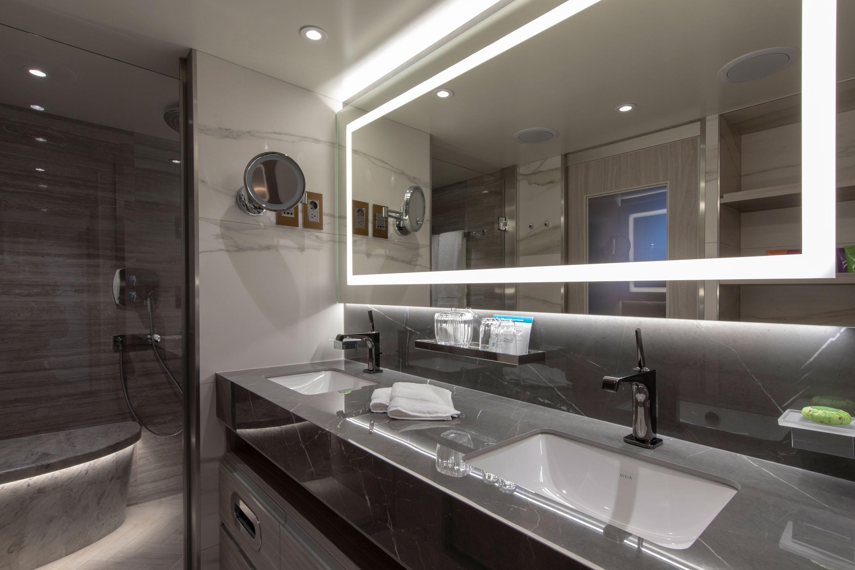 Seabreeze Penthouse Suite mit Veranda SP - Crystal Serenity - Bild 4 - Thumb