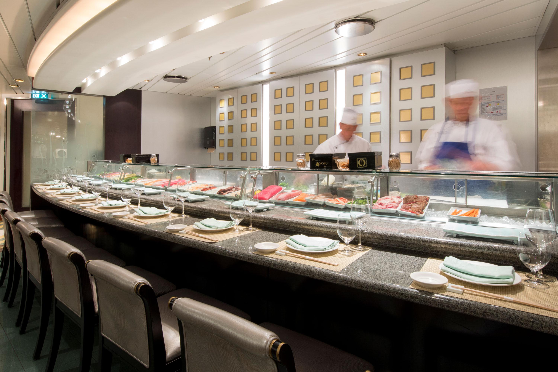 Umi Uma / Sushi Bar - Crystal Serenity