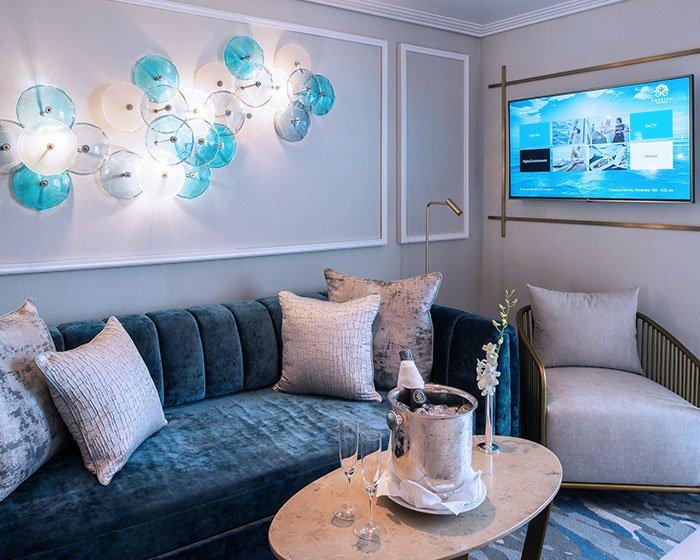 Seabreeze Penthouse mit Veranda SH Crystal Serenity - Icon