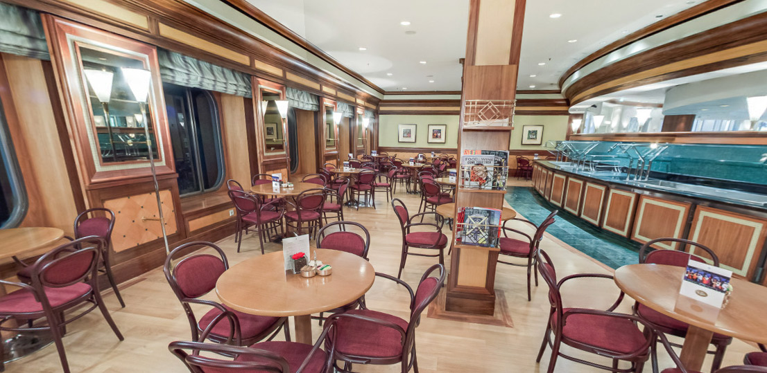 The Bistro - Crystal Serenity