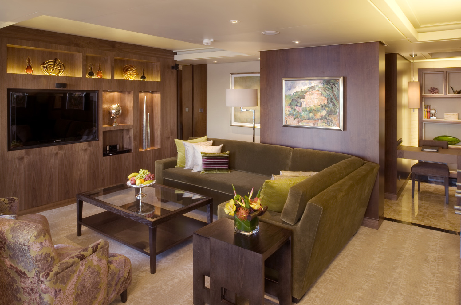 Crystal Penthouse CP Crystal Symphony - Icon