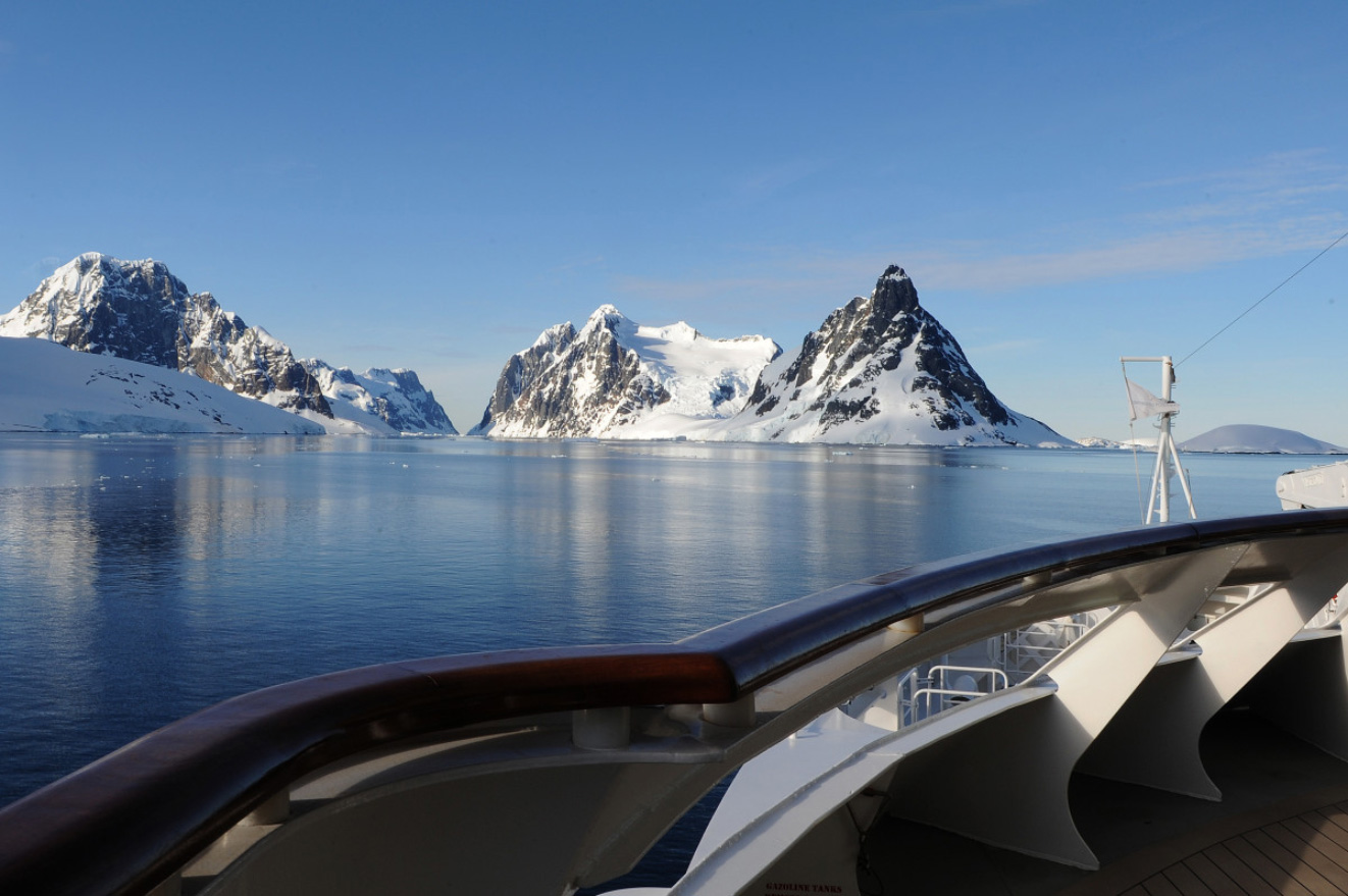 Antarktis - Große Expeditionsroute intensiv - Bild