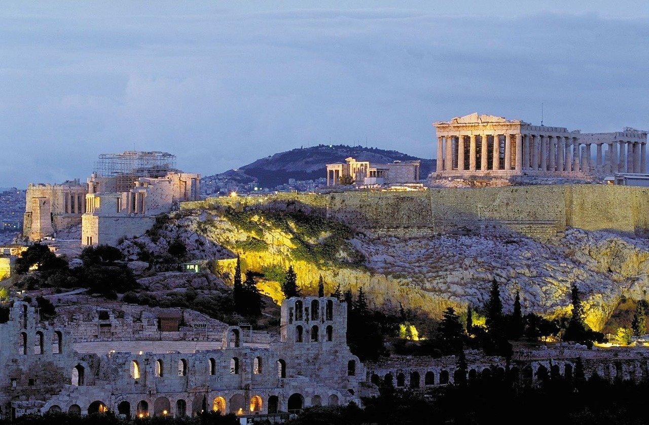 Göttliches Griechenland - Himmlisches Mittelmeer - Bild