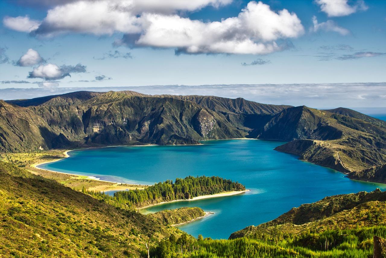 Azoren und Kanalinseln - Bild
