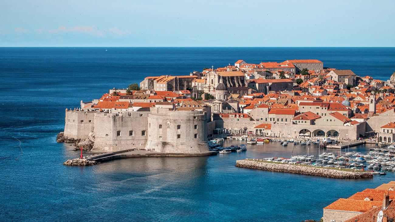 Charmante Hafenstädte der Adria - Bild