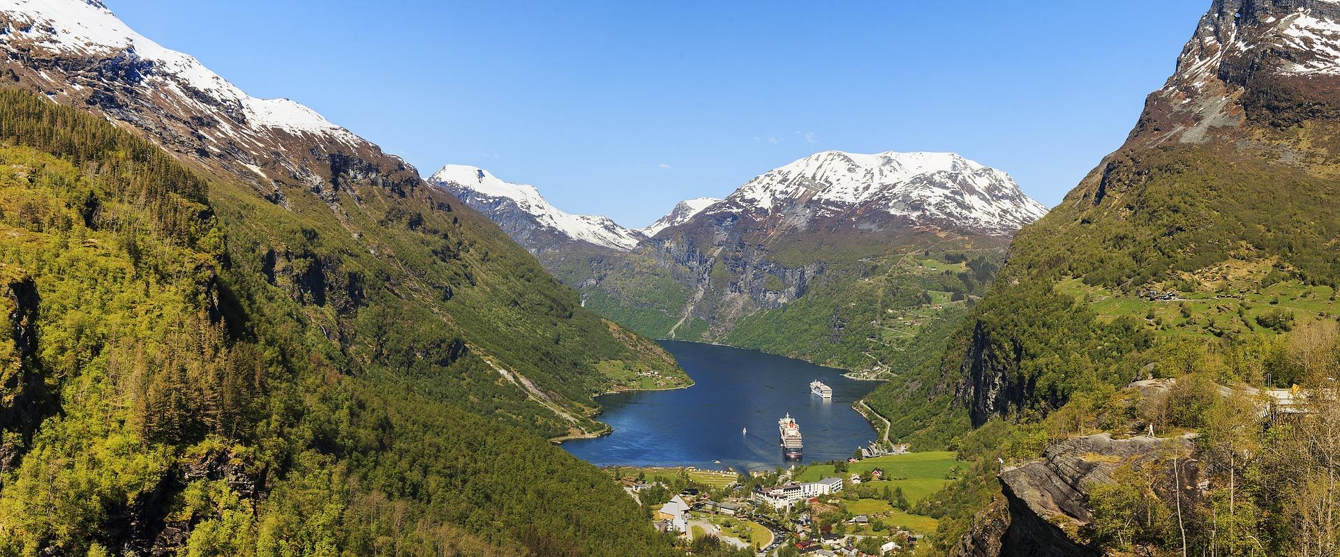 Die schönsten Facetten Norwegens - Bild