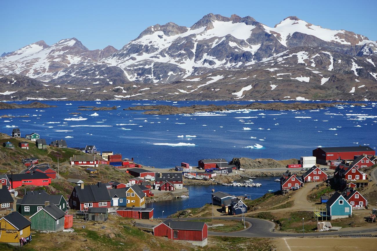Expedition Nordostgrönland und Rund um Island - Bild