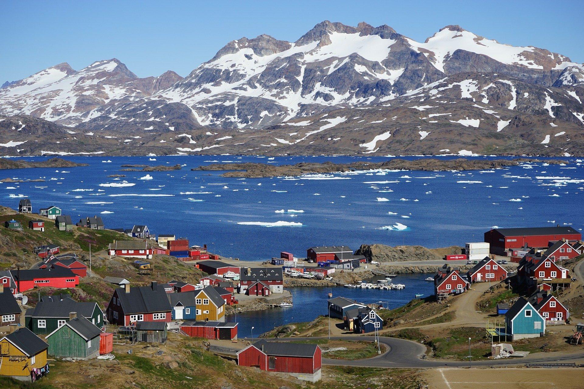 Expedition Sankt-Lorenz-Strom, Neufundland und Grönland - Bild