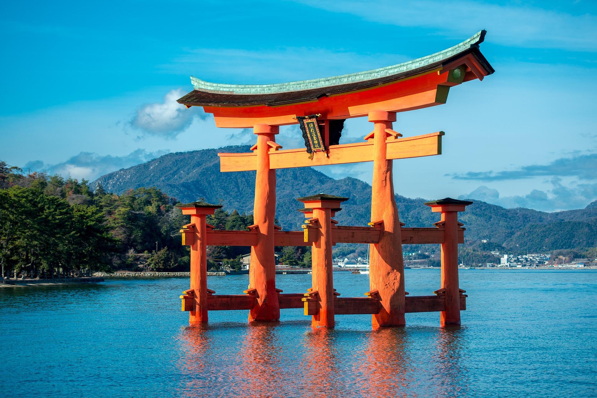 Unbekanntes Japan und Südkorea - Bild