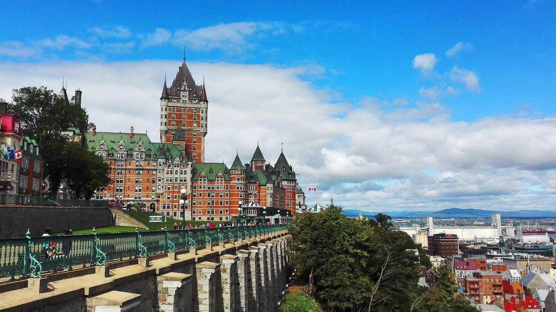 Nova Scotia und Sankt-Lorenz-Strom - Bild