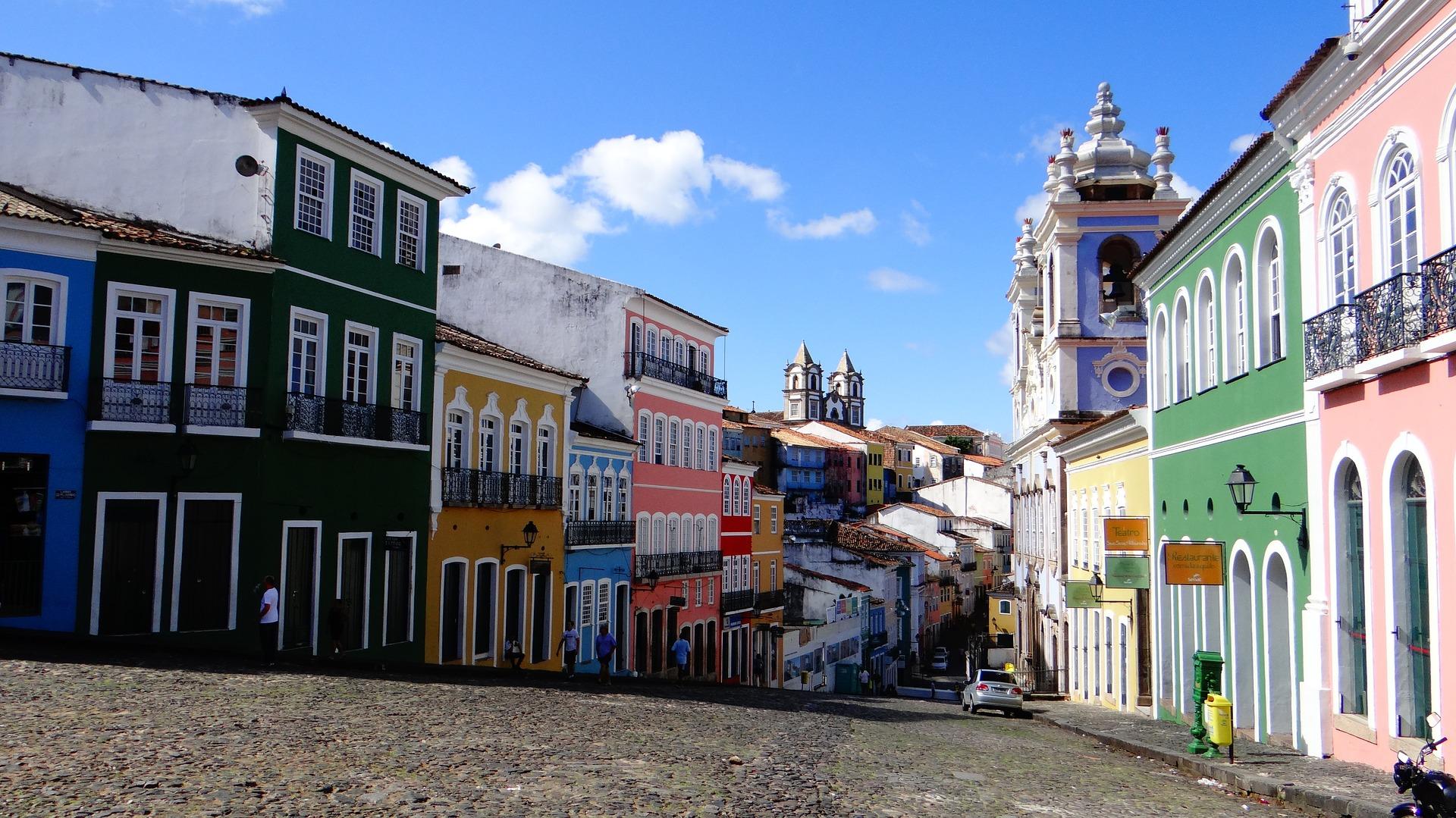 Sonne, Samba, Südamerika - Bild