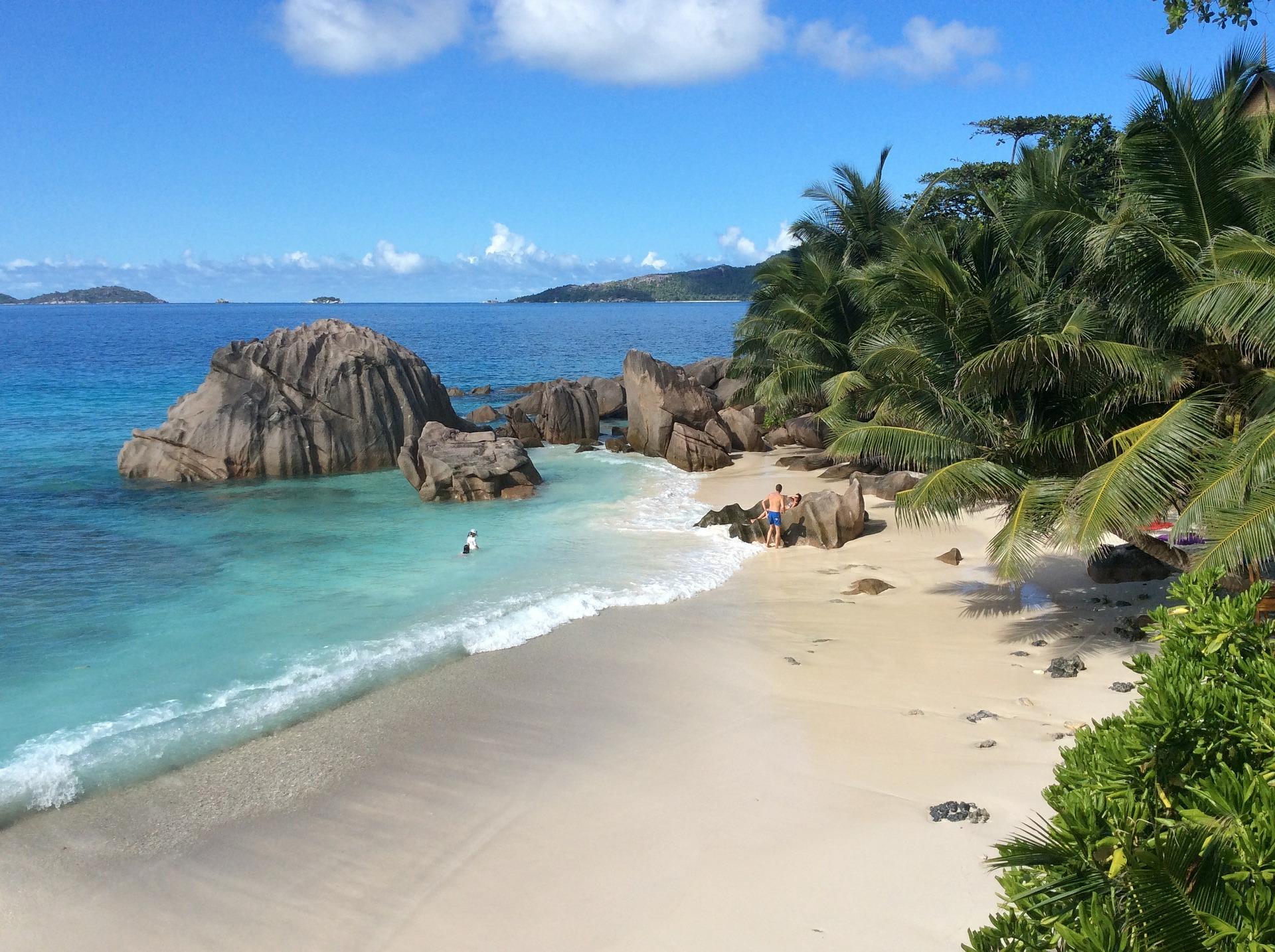 Erholung de luxe auf dem Weg zu den Seychellen - Bild