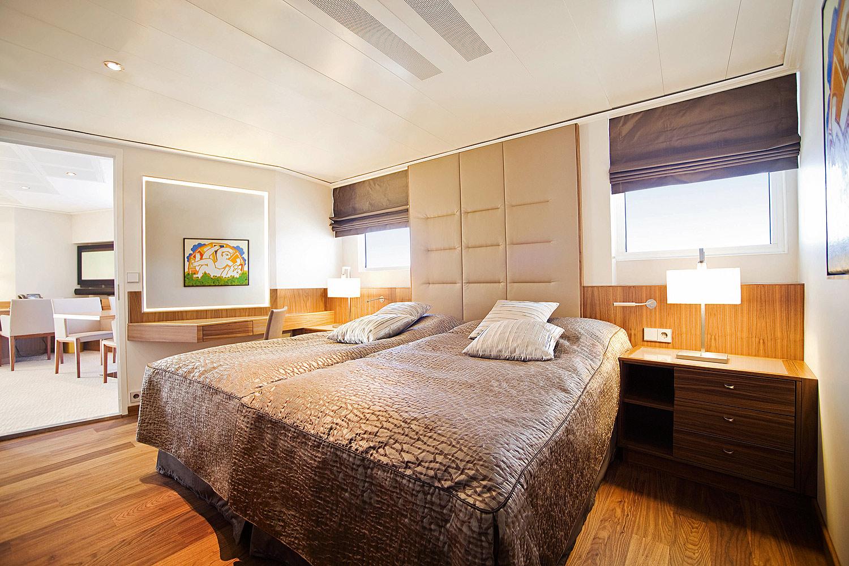 Penthouse Grand Suite 9 - MS EUROPA - Bild 3 - Thumb