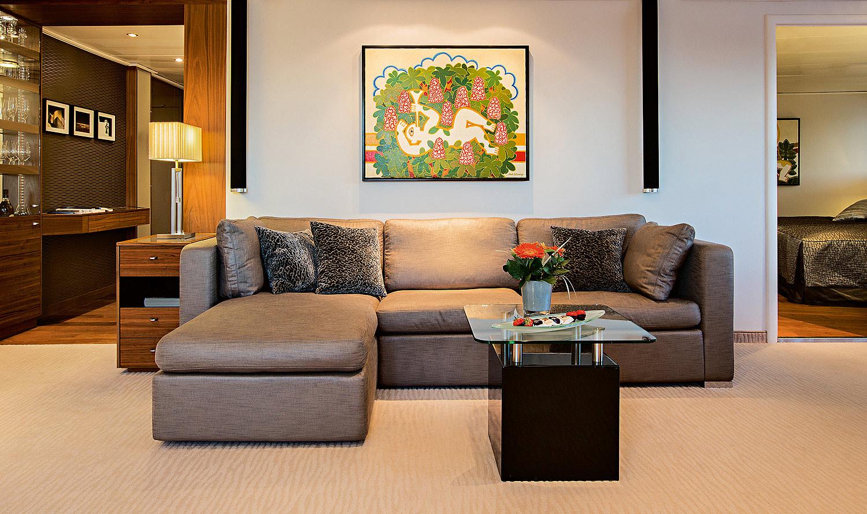Penthouse Grand Suite 9 - MS EUROPA - Bild 2 - Thumb
