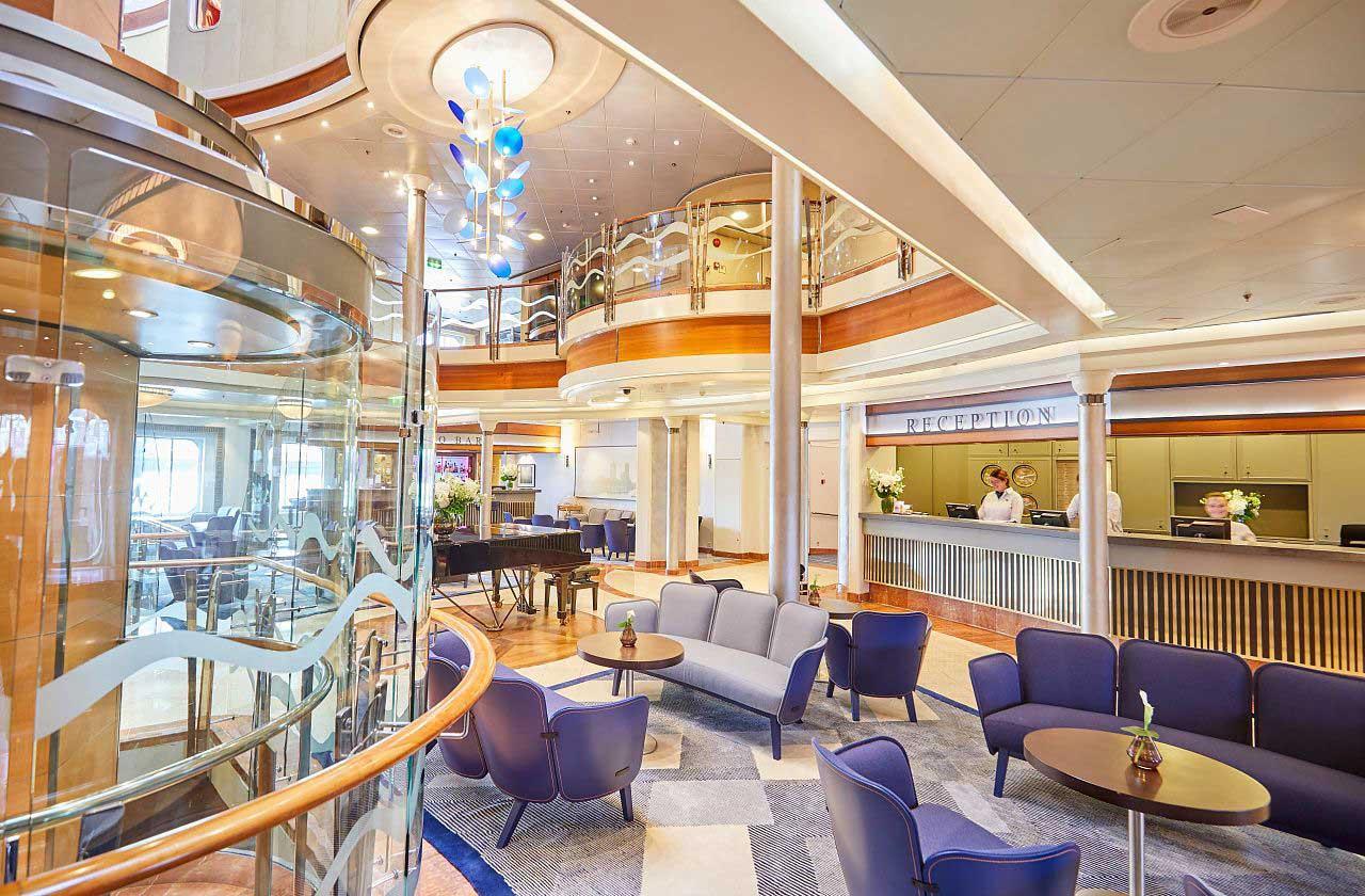 MS EUROPA - Hapag-Lloyd Cruises - Detailbild 1
