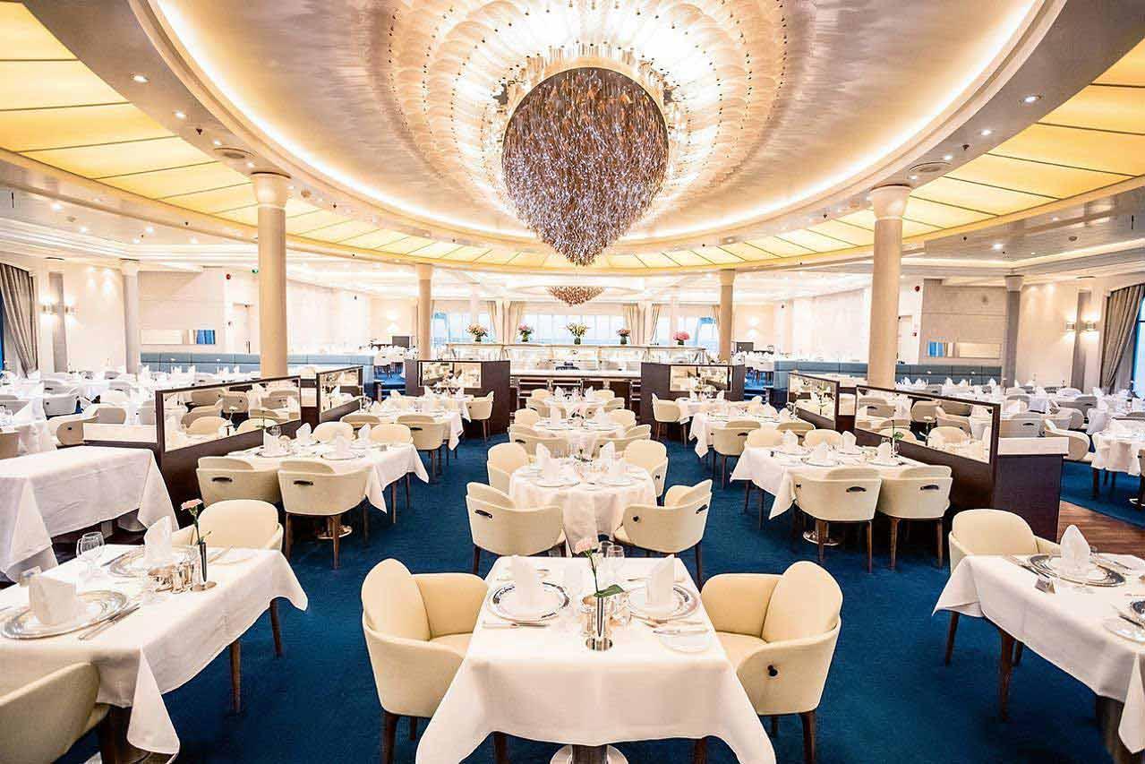 Europa Restaurant - MS EUROPA