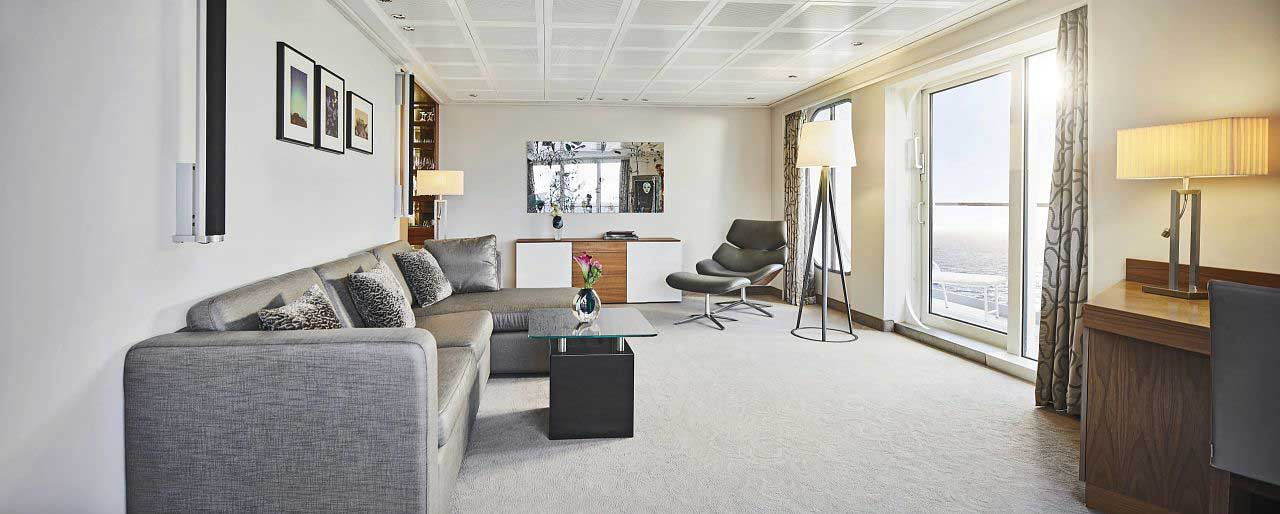 Penthouse Grand Suite 9 MS EUROPA - Icon