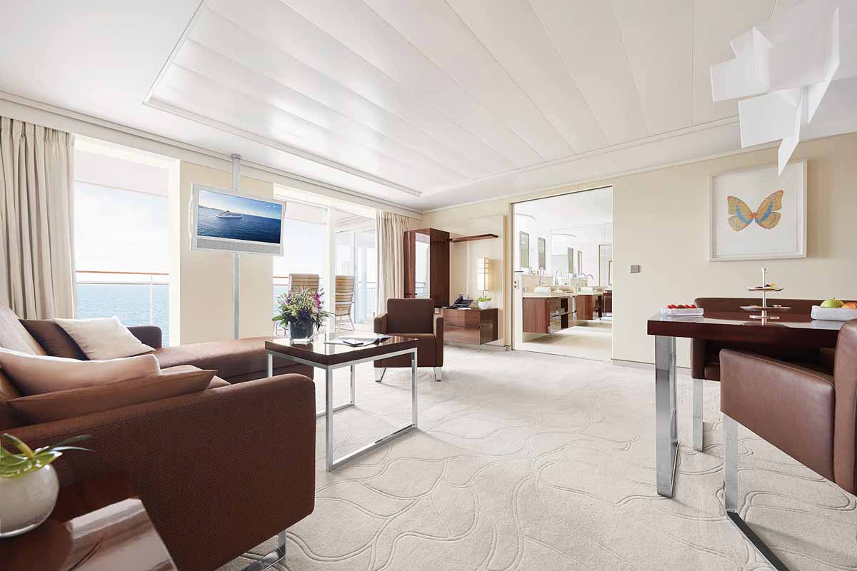 Grand Penthouse Suite 10 MS EUROPA 2 - Icon