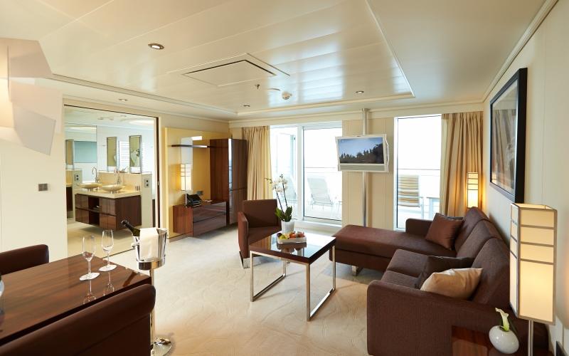 Grand Penthouse Suite 10 - MS EUROPA 2 - Bild 2 - Thumb