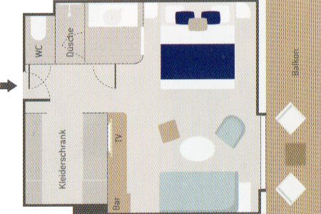 Privilege SuiteKat PV5 / PV6 - Le Laperouse Übersicht