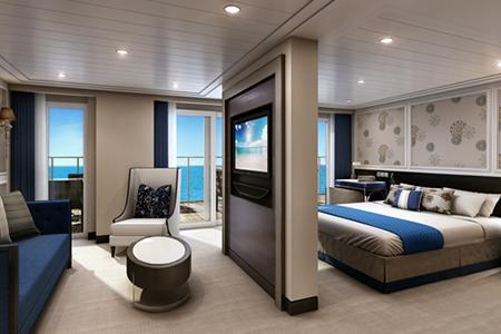 Penthouse Suite A / B / C - Seven Seas Explorer - Bild 3 - Thumb