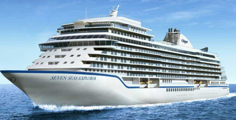 Seven Seas Explorer - Regent-Seven-Seas Kreuzfahrten