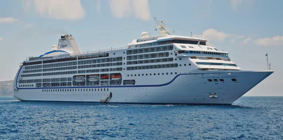 Seven Seas Mariner - Regent-Seven-Seas Kreuzfahrten