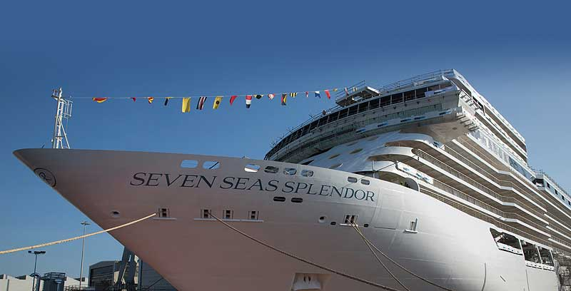 Seven Seas Splendor - Regent-Seven-Seas Kreuzfahrten