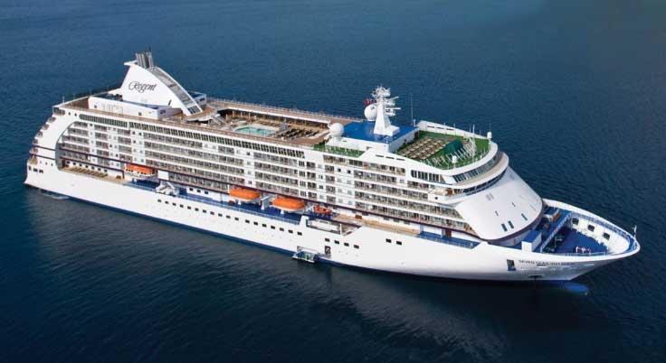 Seven Seas Voyager - Regent-Seven-Seas Kreuzfahrten
